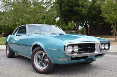 Used 1968 Pontiac Firebird NUMBERS MATCHING 1 OWNER