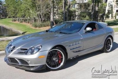 Used 2007 Mercedes-Benz SLR McLaren 722 Edition