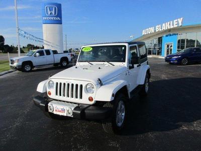 Used 2011 Jeep Wrangler Sahara