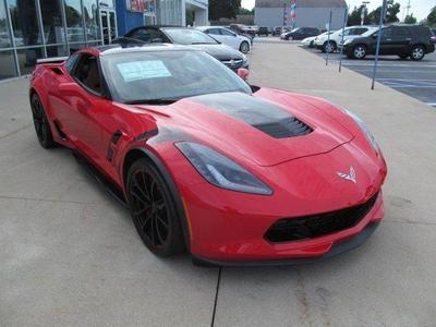 New 2017 Chevrolet Corvette Grand Sport 3LT