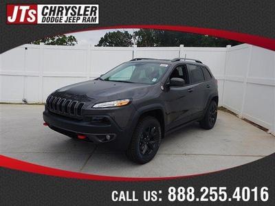 New 2017 Jeep Cherokee