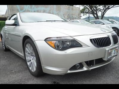 Used 2004 BMW 645 Ci