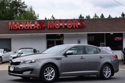 Used 2012 Kia Optima LX