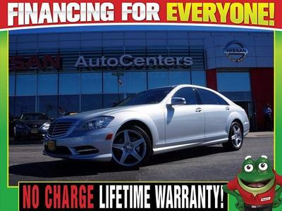 Used 2010 Mercedes-Benz S 550