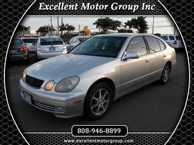 Used 2000 Lexus GS 400