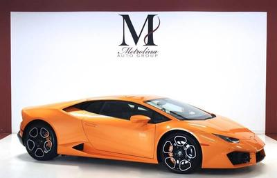 Used 2016 Lamborghini Huracan LP580-2