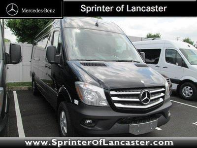 Used 2014 Mercedes-Benz Sprinter Cargo