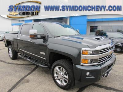 Certified 2017 Chevrolet Silverado 2500 High Country