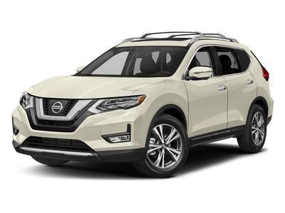 New 2017 Nissan Rogue SL