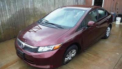Used 2012 Honda Civic LX