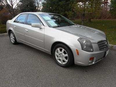 Used 2005 Cadillac CTS Base