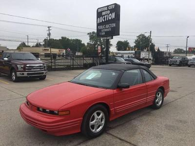 Used 1993 Oldsmobile Cutlass Supreme Base