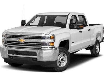 New 2017 Chevrolet Silverado 2500 WT