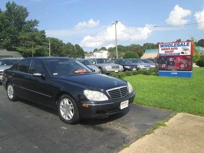 Used 2006 Mercedes-Benz S350