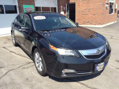 Used 2012 Acura TL Technology