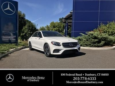 New 2018 Mercedes-Benz E 300 4MATIC
