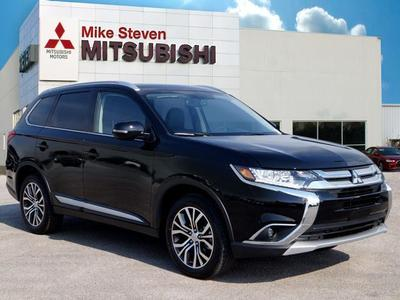 New 2017 Mitsubishi Outlander SEL