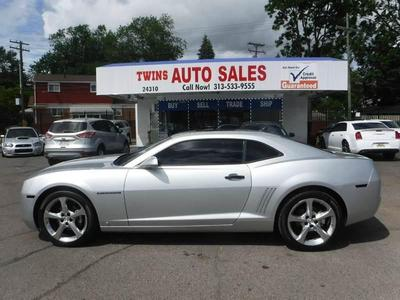 Used 2010 Chevrolet Camaro 1LT