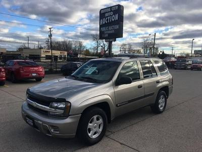 Used 2003 Chevrolet TrailBlazer LS