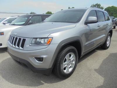 Used 2016 Jeep Grand Cherokee Laredo