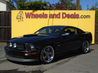 Used 2007 Ford Mustang GT Premium