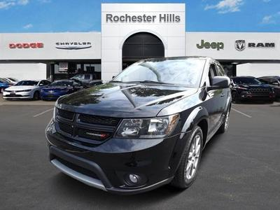 Certified 2016 Dodge Journey R/T