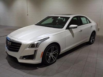 New 2017 Cadillac CTS 3.6L Twin Turbo V-Sport Premium Luxury
