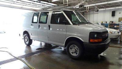 New 2017 Chevrolet Express 2500 2500 Cargo Van