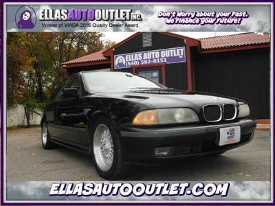 Used 2000 BMW 528 i