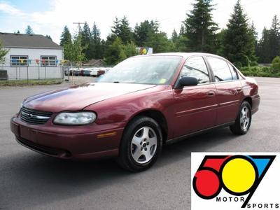 Used 2004 Chevrolet Classic Base