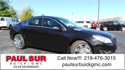 New 2016 Buick Regal Turbo Premium II