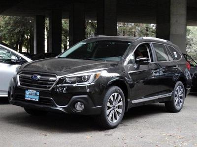 New 2018 Subaru Outback 2.5i Touring