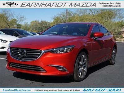 New 2017 Mazda Mazda6 i Grand Touring