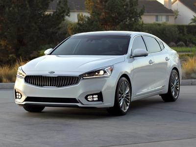 New 2017 Kia Cadenza SX Limited