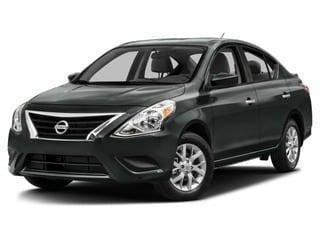 New 2017 Nissan Versa 1.6 S+