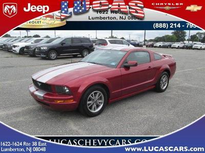 Used 2005 Ford Mustang Deluxe