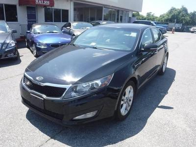 Used 2011 Kia Optima EX