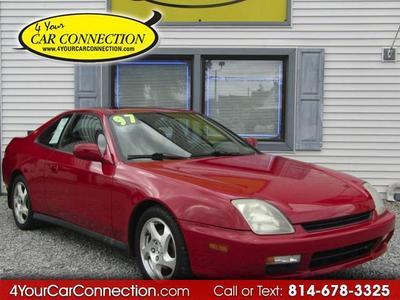 Used 1997 Honda Prelude