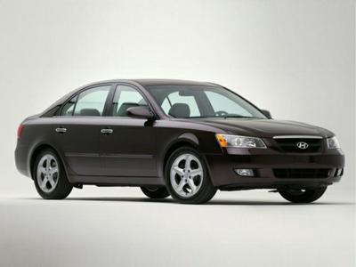 Used 2007 Hyundai Sonata GLS