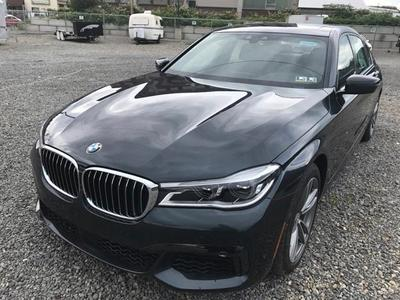 New 2018 BMW 750 i xDrive