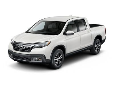 New 2017 Honda Ridgeline RTL