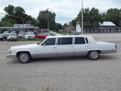 Used 1991 Cadillac Brougham