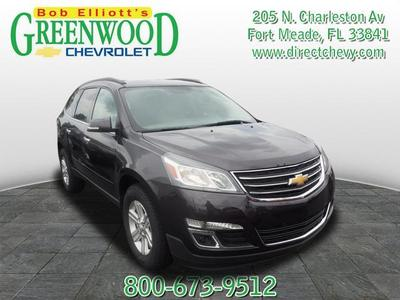 Certified 2014 Chevrolet Traverse 2LT