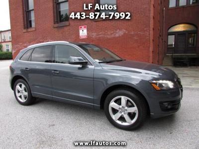 Used 2010 Audi Q5 3.2 Premium Plus quattro