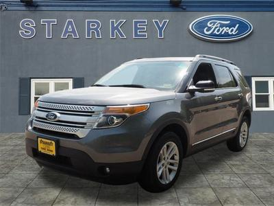 Certified 2014 Ford Explorer XLT