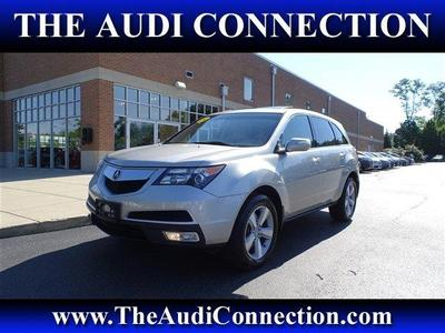 Used 2010 Acura MDX 3.7L Technology