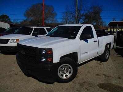 Used 2014 Chevrolet Silverado 1500 Work Truck 2WT