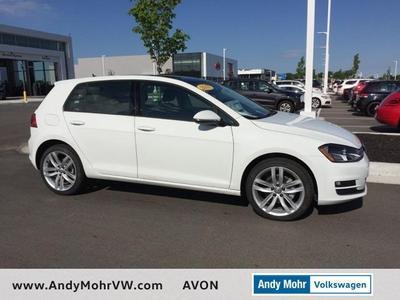 New 2017 Volkswagen Golf TSI SEL 4-Door