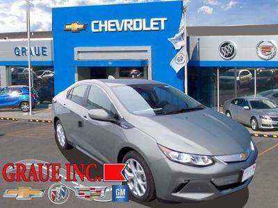 New 2017 Chevrolet Volt Premier Hatchback