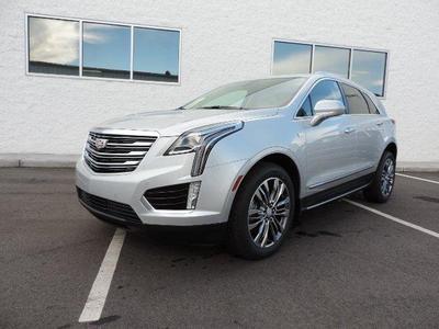 New 2018 Cadillac XT5 Premium Luxury AWD